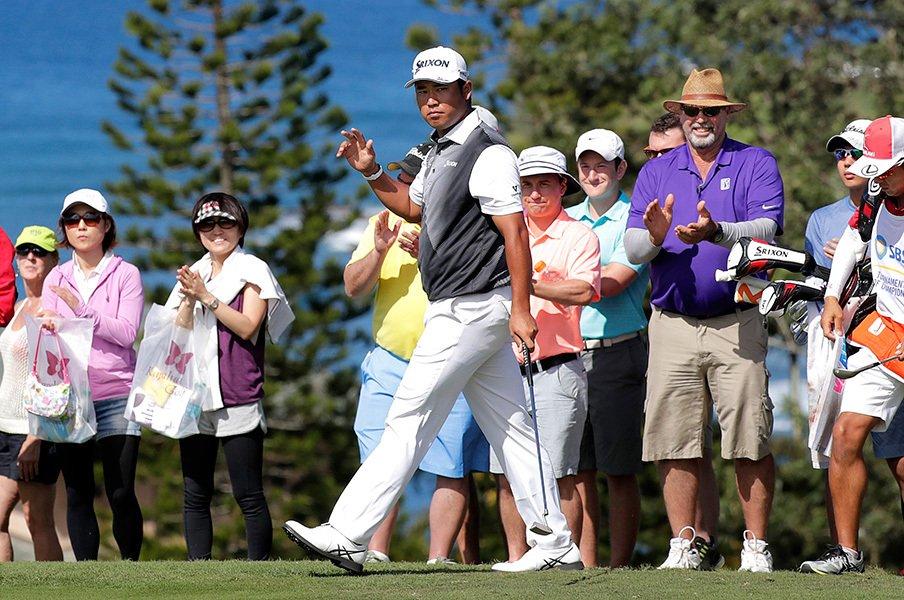 米ツアー新年初戦が男女同時開催?ゴルフ競技人口減に知恵を絞って。<Number Web> photograph by AFLO