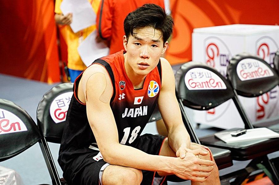 32カ国中31位。バスケ日本代表が這い上がるためのひとつの考え方。<Number Web> photograph by Yukihito Taguchi