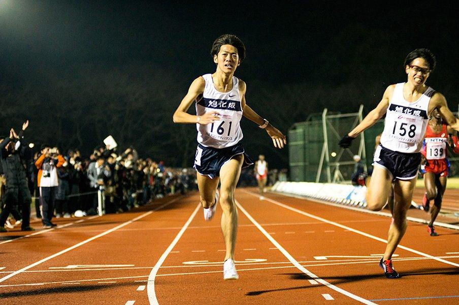箱根から世界へ。東京五輪までにマラソンのメダリストは生まれるか?<Number Web> photograph by Shunsuke Mizukami