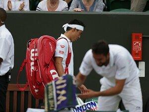 ATPポイント無しだが選手村は楽しみ。 錦織圭、リオ五輪での悩みどころ。