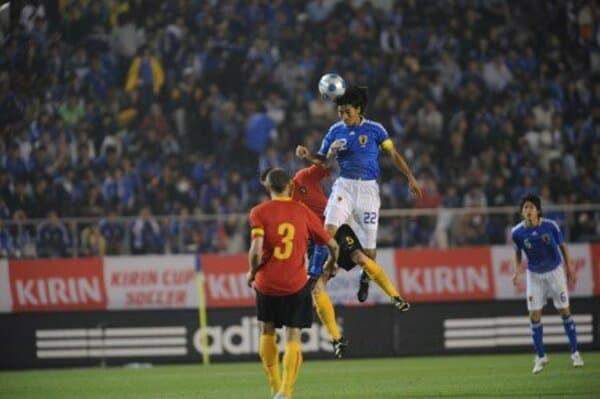 【キリンカップ2009 日本vs.ベルギー】