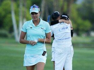 ボール位置が2cmズレて優勝逃す!?米女子ゴルフ、メジャー大会での悪夢。