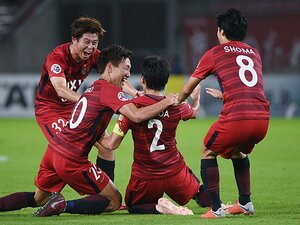 「目の前の1試合に集中するだけ」鹿島の快進撃を支える勝利のDNA。