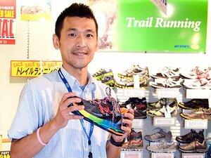 <ランニングの巻> 初心者でも快適に長時間走りたい人へ羽山さんのおススメ5!