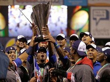 ドミニカの完全優勝がWBCを変えた!?問題山積の大会に射した一筋の光明。<Number Web> photograph by AP/AFLO