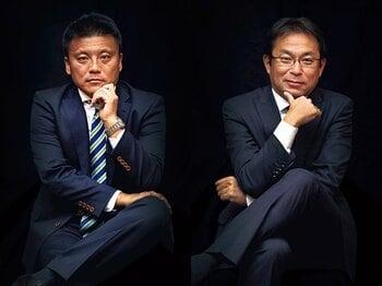 """ザックの""""インテンシティ""""って何?反町康治と曹貴裁が看破する。<Number Web> photograph by Tadashi Shirasawa"""