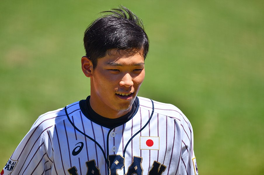 PL学園から最後のプロ野球選手に?東洋大学・中川圭太は完全に本物だ。<Number Web> photograph by AFLO