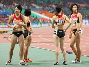 福島千里が北京で開けた五輪への扉。女子短距離のリレーで五輪決勝を狙う!!