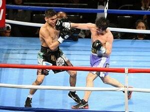 商社マン・木村が弁護士王者に勝利。ボクシングW世界戦で目撃した勝負の妙。