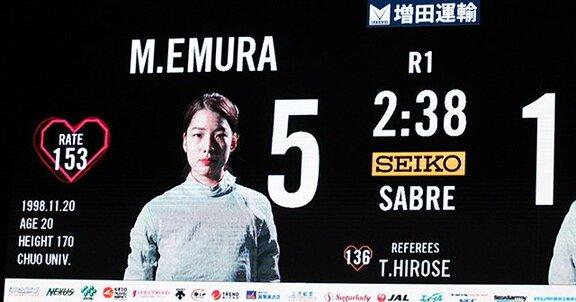 フェンシング日本選手権が大成功。 その時太田雄貴は、なぜパリに!?