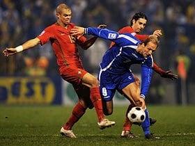 ポルトガル代表が身につけていた大一番での「強者の振る舞い」。