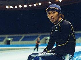 <氷上のスピードスター> 長島圭一郎 「無我の境地を目指して」 ~特集:バンクーバーに挑む~