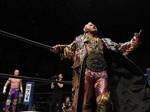 新日本プロレス47年目のタブー。王者オカダ・カズチカが描く新風景。