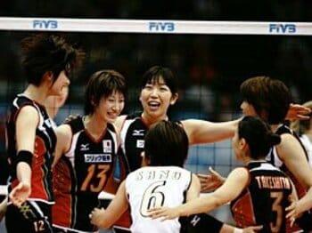 若き主将が士気を高める眞鍋ジャパンに注目せよ。<Number Web> photograph by Michi Ishijima