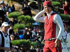 プレーだけではなくウエアも強気! 賞金王・石川遼のファッション感覚。