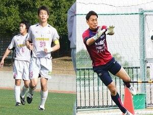 J2の首位を走るファジアーノ岡山。守護神・一森純はCBとの二刀流!?