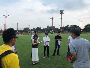 さいたま市運動施設から学ぶ行政とスポーツ、連携の必要性。