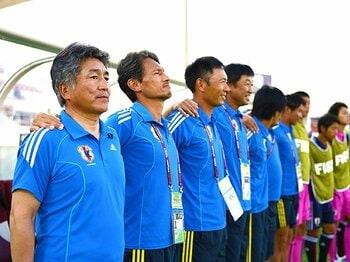 U-16代表が日韓戦で完敗――。日本流ポゼッションサッカーの未来。<Number Web> photograph by FAR EAST PRESS/AFLO