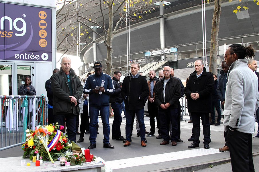 フランスが抱えるテロ対策の難しさ。現地スポーツ誌記者が解説する背景。<Number Web> photograph by AP/AFLO