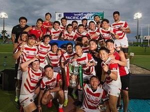日本ラグビー、2023年へ膨らむ期待。頼もしい若きジャパンの「優勝」。