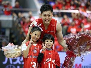 千葉・田口成浩はBリーグ1の陽キャラ。「イチローさんっぽいことを」