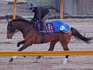大阪杯に池江泰寿厩舎の馬が4頭。大将格はサトノダイヤモンドか。