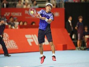 杉田とダニエル、そして西岡良仁も。日本男子がツアー優勝続きの理由。