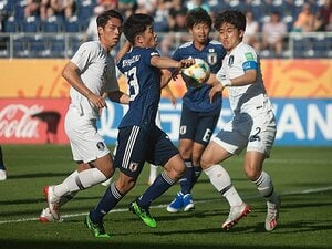 U-20W杯でスターになるはずだった男。宮代大聖、川崎での試練を経てA代表を。