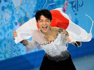 <第33回 Number MVP賞> 羽生結弦選手に決定!