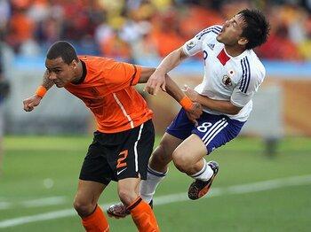 善戦の先に「勝利」が無い試合。オランダ戦は仏W杯と同レベルだった。<Number Web> photograph by Getty Images