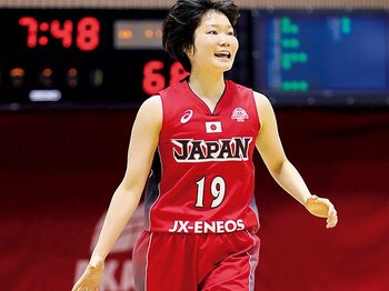 日本女子バスケの新時代、藤岡麻菜美の可能性。~東京五輪でアメリカの6連覇に対抗するために~<Number Web> photograph by AFLO