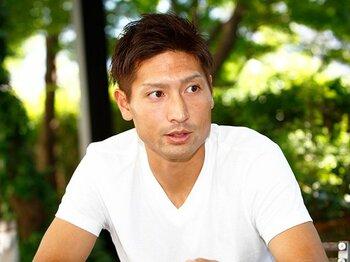 「技術やセンスなんて全く関係ない」田中順也が語るサッカー選手の条件。<Number Web> photograph by Kiichi Matsumoto