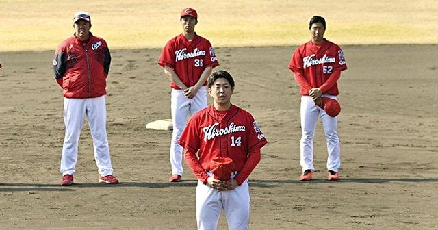 引退した広島・庄司隼人との再会。フロント入りしても野球の虫は健在。