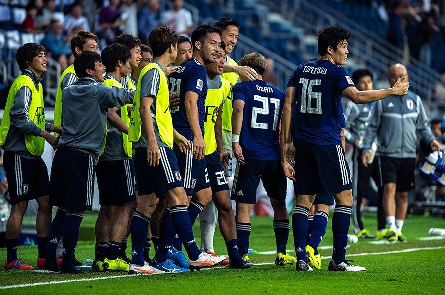 オシムから森保Jへ愛ある叱咤激励。「アジアをリードすべきだからこそ」【2019年上半期 サッカー部門3位】<Number Web> photograph by Takuya Sugiyama