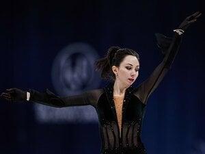 女帝トゥクタミシェワ24歳が世界フィギュアで銀…2度オリンピック代表を逃し、北京でリベンジなるか