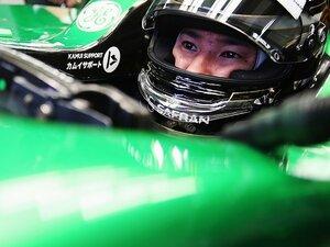 """F1復帰の可夢偉も登場。初テストは""""走る実験室""""。~複合システムを巡る試行錯誤~"""