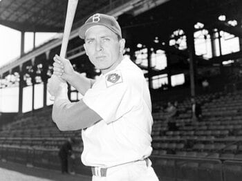 ホッジスと野球の殿堂。~ミラクル・メッツを率いた男~<Number Web> photograph by Getty Images