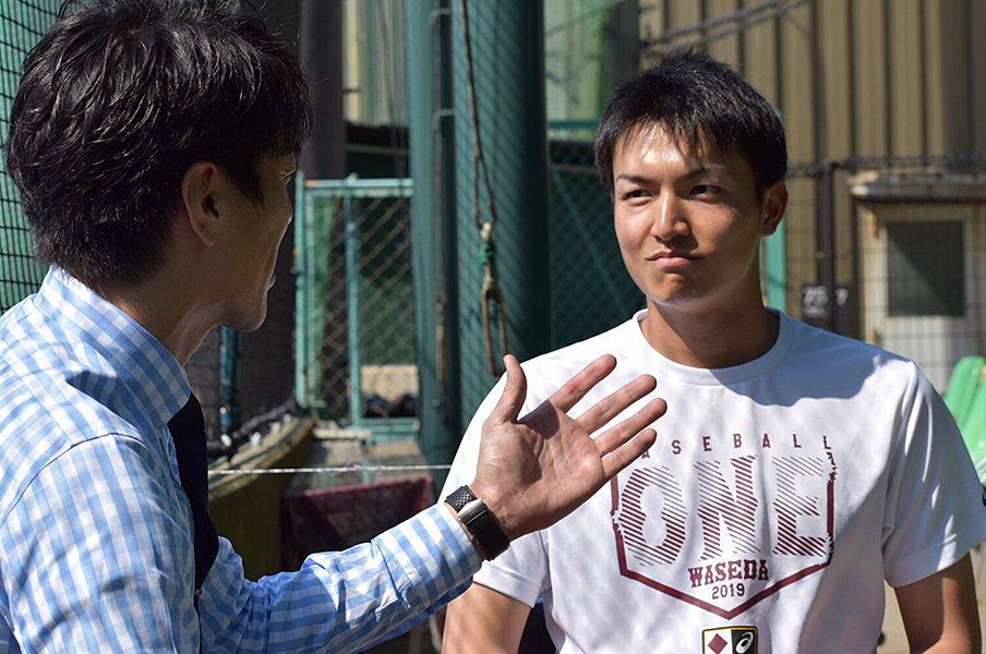 令和最初の野球早慶戦は因縁の戦い。主将同士は4年越し、監督は31年!<Number Web> photograph by Daiki Tanaka