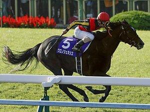 渋い血統でも牡馬顔負けの強靭さ。クロノジェネシスが秋華賞制覇!