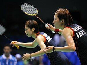 <オリンピック4位という人生(13)>北京五輪 バド女子スエマエペア