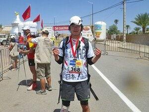 ついにサハラ砂漠252kmを完走……。地獄のマラソンを通じて分かったこと。