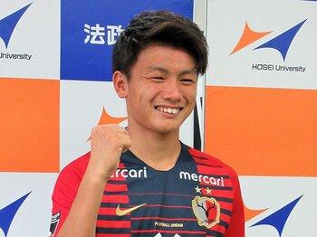 上田綺世の鹿島加入が示すこと。部活が強い日本サッカー界の変化。<Number Web> photograph by Kyodo News
