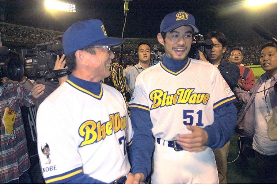 プロ野球の生涯打率3割は史上24人。イチローが1位じゃない理由は……。<Number Web> photograph by Kyodo News