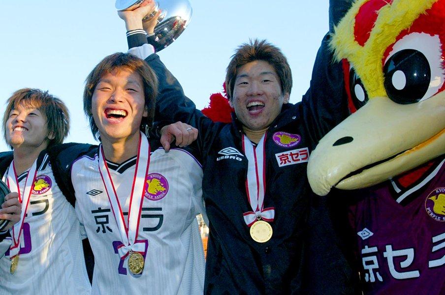 パク・チソン取材は日本語に限る!「俺、Jリーグのレジェンドなの?」<Number Web> photograph by Ryuichi Kawakubo/AFLO SPORT