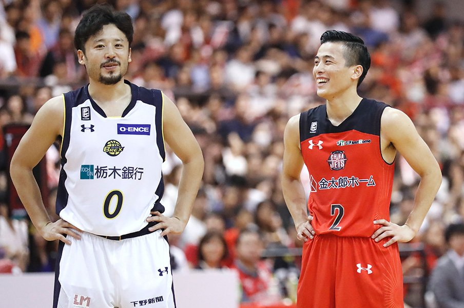 """Bリーグ版カープ女子""を目指せ!千葉ジェッツの企画仕掛人は大学生。<Number Web> photograph by AFLO"
