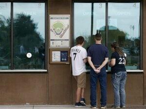 感染の拡大と短縮シーズン。もし6月に野球が見られたら。