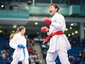 一度は引退を考えた空手女王・植草歩。全日本3連覇から東京五輪目指す!
