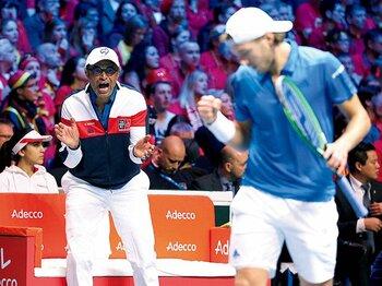 現行方式か年1集中開催か。デビスカップ大改革の行方。~テニス界において代表戦の形は何がベストか~<Number Web> photograph by Getty Images