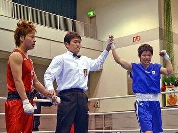 """""""しずちゃん""""の陰に隠れた、日本女子史上最高の名勝負。~ボクシング五輪代表の座をかけて~<Number Web> photograph by BOXING BEAT"""