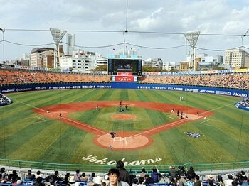 新装開店・横浜スタジアムでベイスターズは変わるのか!?<Number Web> photograph by NIKKAN SPORTS